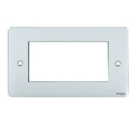 Flat Plate STAINLESS STEEL 4G EURO PLATE|LV0701.0287