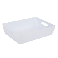 Wham Studio Tray 26x35cm Rectangular 5.01 Ice White
