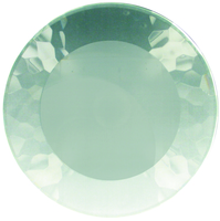 20cm Crystal Plate (Satin Box)