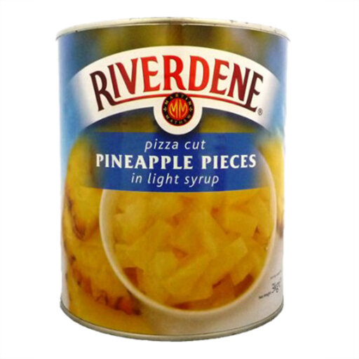 Tin Pineapple (Pizza Cut)-Riverdene-(6x825gr)
