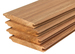 "Western Red Cedar TGV Cladding 94x18mm 2.75Mtr (4x1"" by 9ft)"