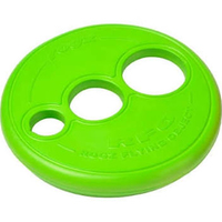 "Rogz RFO Flying Object Lime Green 9"" x 1"