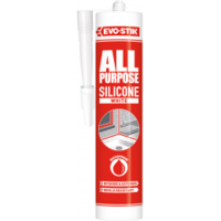 EVO-STIK SILICONE SEALANT MP TUBE CLEAR