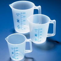 Jug Clear 250ml Rigid Pp Moulded Graduations