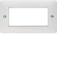 Euro Style Accommodation Plate 4 Modules | LV0301.0747