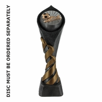 30cm Resin Trophy to Suit Blaze Disc