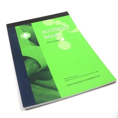 Accident Report Book