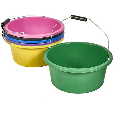 Earlswood Feed Bucket Green 16L