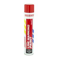 Sealocrete Line marking paint red 750ml