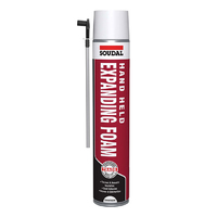Soudal B3 Gap Filler Expanding Foam - Hand Held 750ml