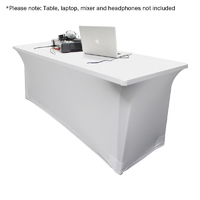 LEDJ 4ft Table Cover
