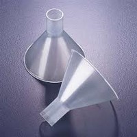 Conical Powder Funnel Pp 26X100mm, 26mm Stem