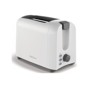 SONA 2 SLICE TOASTER WHITE
