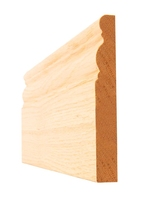 Indoors Oak 6 Inch Ogee Pre-Fin Skirting 16X138X3.6M(5Pcs)