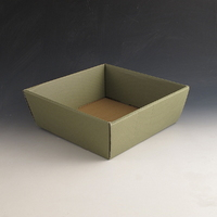 Green Hamper tray
