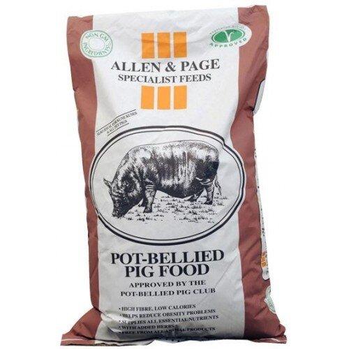 Allen & Page Pot Bellied Pig Food 20kg
