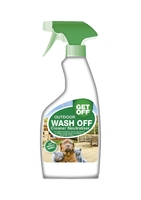 Get Off Outdoor Wash Off Cleaner Neutraliser Spray 500ml x 1