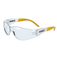 DEWALT Clear Safety Glasses DPG54-1D