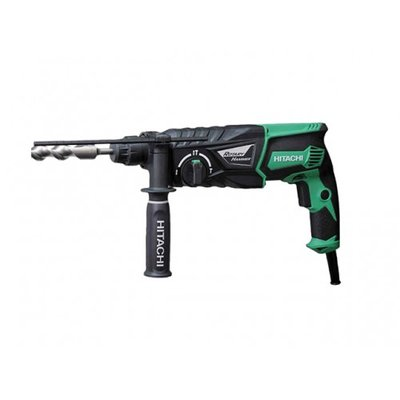 Hitachi Rotary Hammer SDS Plus Drill 3 Function 110v DH26PX