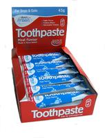 Hatchwell's Denti-Fresh Toothpaste 45g x 12