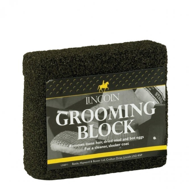 Lincoln Grooming Block