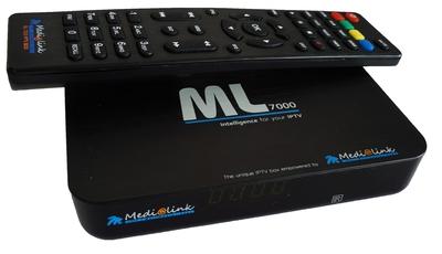 Media-link ML7000- HD Satellite Receiver