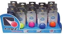 Rogz Asteroidz Mixed Ball Shipper of 15 Balls