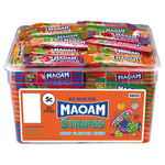 Haribo Tubs Maom Stripes 5c x150