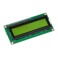 1602 LCD Character Module Display Green