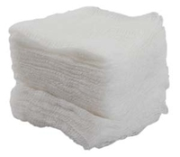 "PERFECTION GAUZE SPONGES 2"" x 2"" - PK 200 PERF"