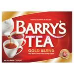 Barrys Gold Blend Tea 80' 250g +25% Free x6
