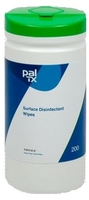 PAL TX SURFACE DISINFECTANT WIPES (200)