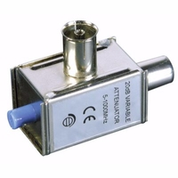Labgear VHF/UHF Variable  Attenuator 5-20dB