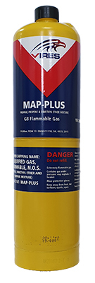 Vires Map Plus Gas Cylinder 453g