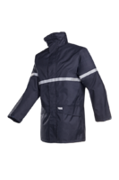 Sioen Baltero Flame retardant, anti-static rain jacket