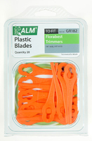 Trimmer Plastic Blades For Lidl/Aldi