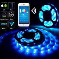 Smart WIFI Colour Changing LED Tape Kit