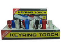 3 LED Keyring Torch  - 63407