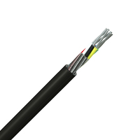 Def Standard 7-2 Type D Individual Braid Screened Control Cable LSHF