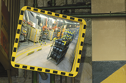 VIEW MINDER INDUSTRIAL DUTY MIRROR
