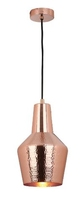 Runa 1 Light Pendant, Copper | LV1802.0093