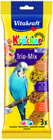 Vitakraft Budgie Triple Kracker Honey & Sesame / Egg & Grass See