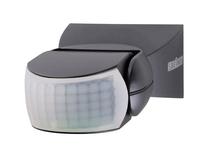 Steinel IS1 Black Wall Ceiling Sensor Infrared 120Deg PIR