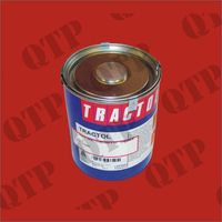 Paint 1 Ltr Massey Ferguson Red - Tractol