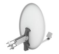 LigoWave LigoDLB ECHO 5D - 5 GHz PTMP bridge, 170+ Mbps, 27 dBi ant