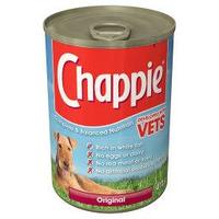 Chappie Cans - Original 412g x 12