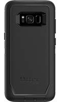 OtterBox 77-54515 Galaxy S8 Defender Black