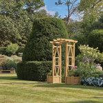 Hanbury Arch & Planter Set 2
