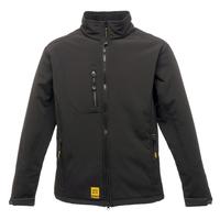 Regatta Groundfort Softshell Jacket, Black