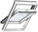 VELUX WINDOW 940X1600MM WHITE PAINT PK10 2070 CENTRE-PIVOT (94 X 160 CM)